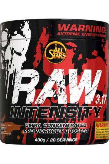 All Stars Raw Intensity 3.17