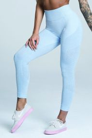 Gym Glamour Legíny Bezšvové Dream Blue