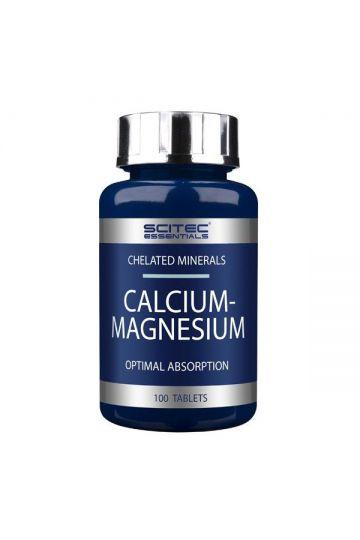 Scitec Nutrition Calcium Magnesium 100 tbl