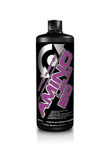 Scitec Nutrition AMINO 50 LIQUID