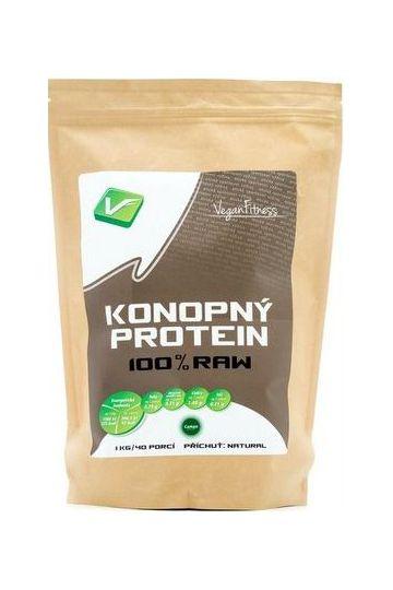 Vegan Fitness 100% RAW Hanfprotein