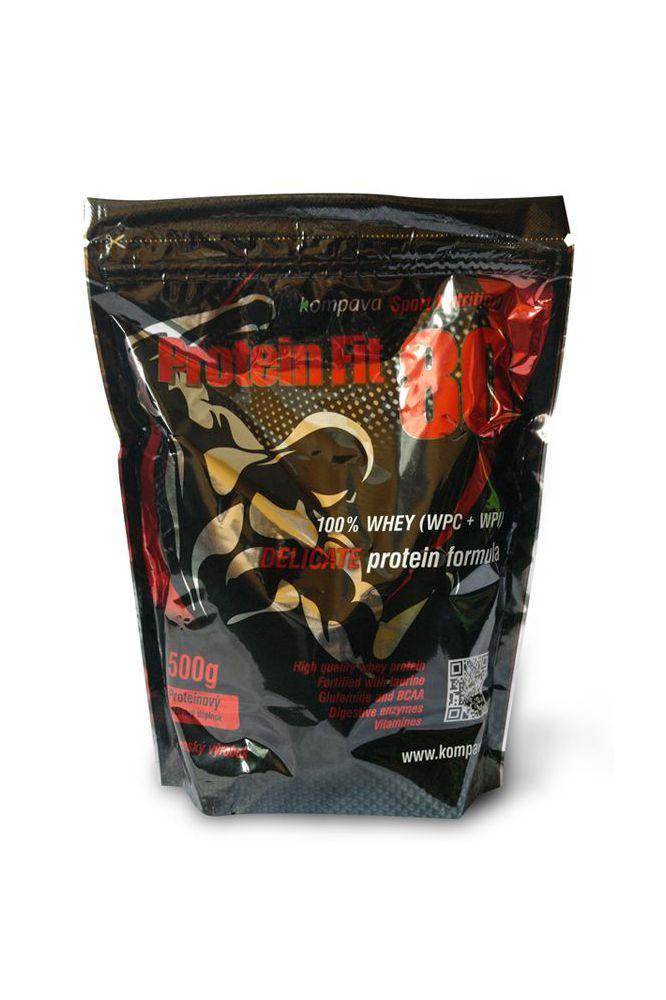 1d005fe180 Kompava ProteinFit 80 500 g ...