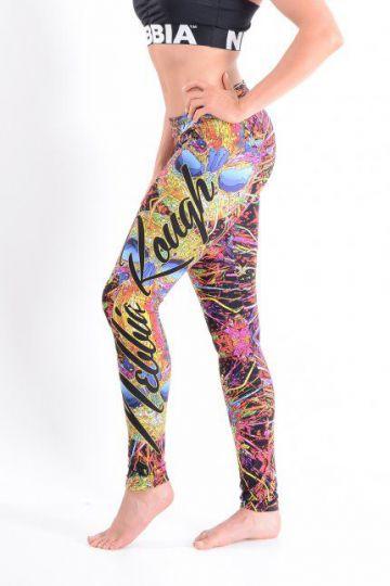 NEBBIA Leggings Art Skull 881