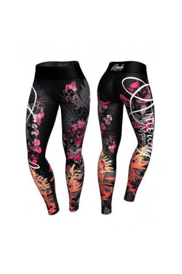 Anarchy Apparel Floral Leggings