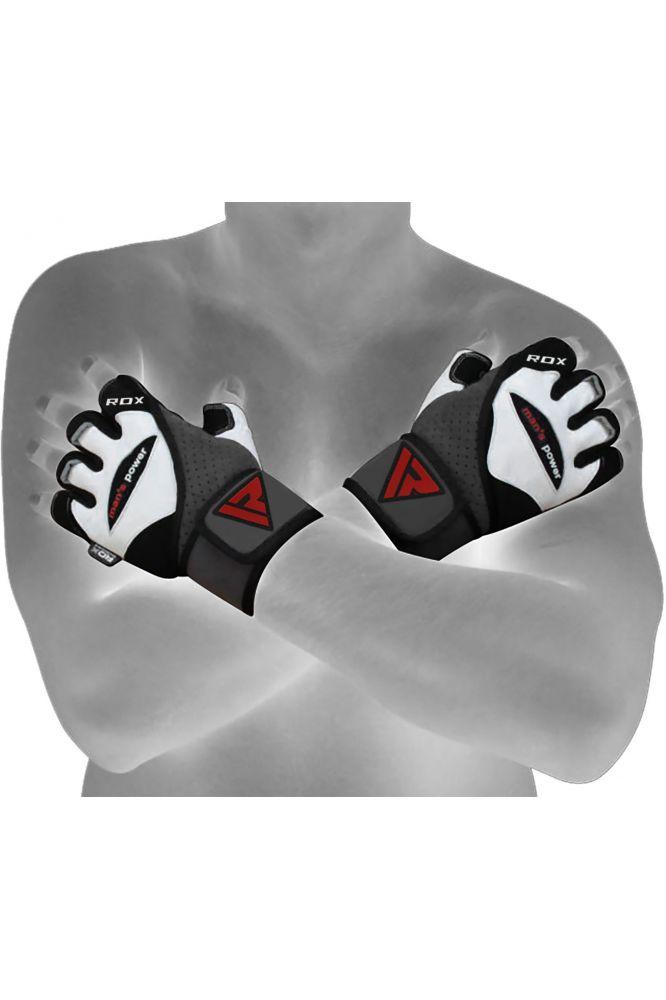 Rdx Ladies Bodybuilding Weight Lifting Gym Gloves: RDX Leather Bodybuilding Gym Weight Lifting Kesztyű