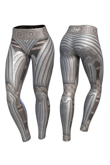 Anarchy Apparel Paladin Kompressziós Leggings
