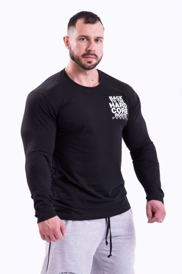 NEBBIA HARDCORE SINGLET LONG SLEEVES 341