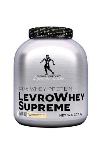 LEVRONE Signature Series LevroWheySupreme