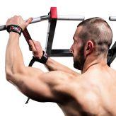 RDX Pro Weight Lifting Gym Gurtni - Rózsaszín