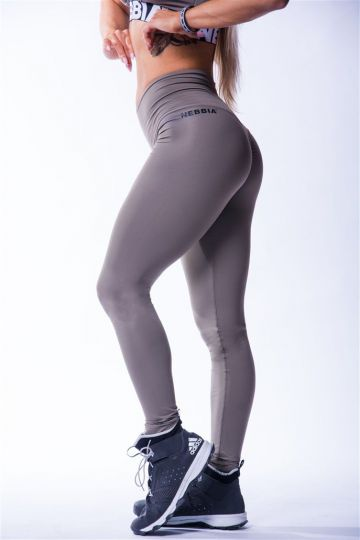NEBBIA High Waist Scrunch Butt női leggings 604