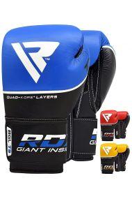 RDX Koženné Boxerské Rukavice T9