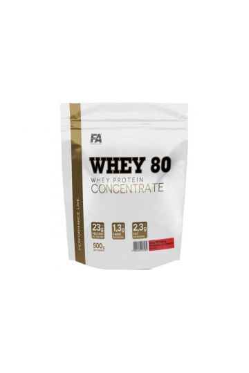 Fitness Authority WHEY 80