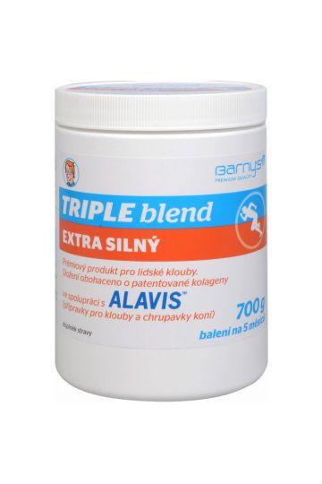 Barny's Triple Blend Extra Erős 700 g