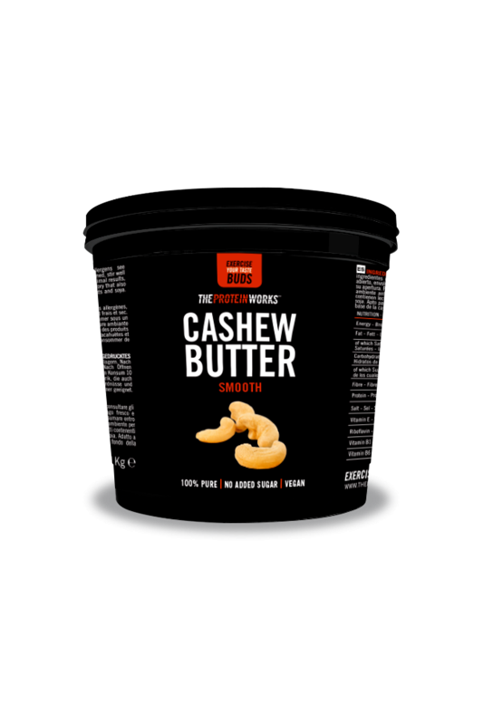 TPW Cashew Butter