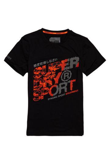 Pánske športové tričko ACTIVE GRAPHIC