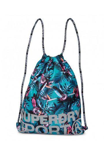 Dámsky športový batoh superdry Drawstring