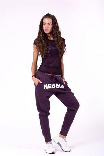 Nebbia Flash-Mesh tričko 665