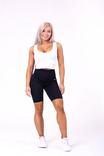 Nebbia High waist Road Hero cyklistické šortky 683