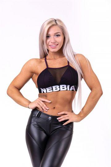 Nebbia Női sportmelltartó Mesh 692