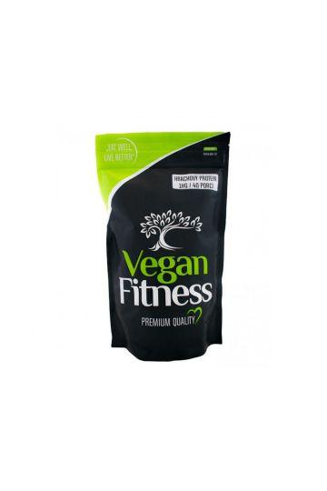 Vegan Fitness100% Raw borsó fehérje