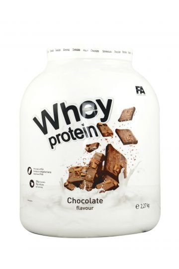 Fitness Authority Whey Protein