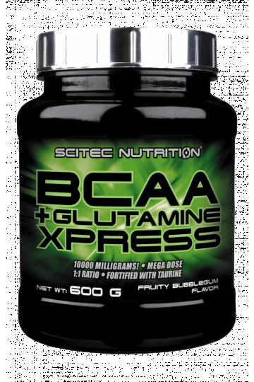 Scitec Nutrititon BCAA + Glutamin Xpress