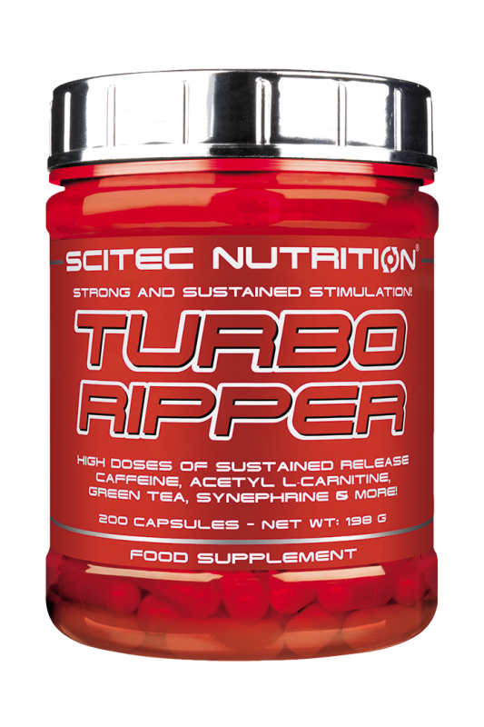 Scitec Nutrtion TURBO RIPPER