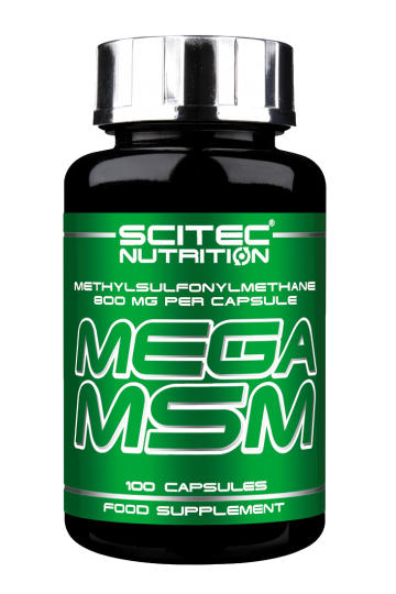 Scitec Nutrition Mega MSM 100 kapszula