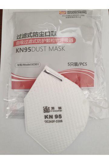 Respiračná maska FPP2 KN95