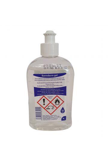 Banchem Bannderm Antibakteriális Kézgél