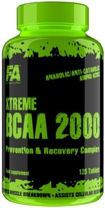 Fitness Authority Xtreme BCAA 2000