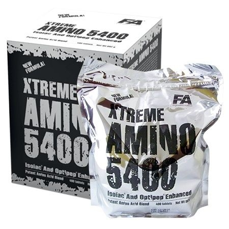 FITNESS AUTHORITY Xtreme Amino 5400