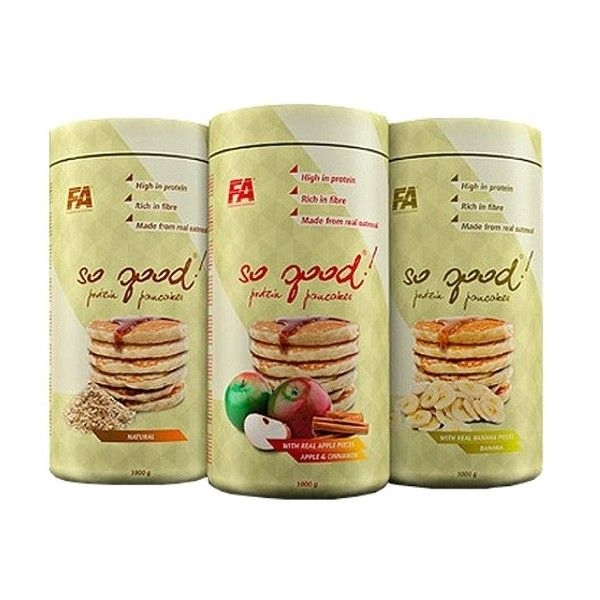 Fitness Authority So good Protein Pancakes 1000 g