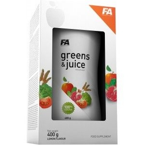 Fitness Authority Greens & Juice 400 g