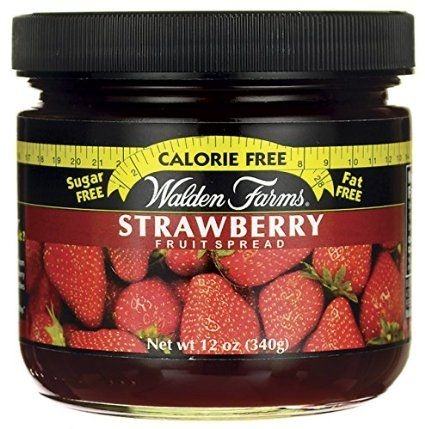 Walden Farms STRAWBERRY JAM