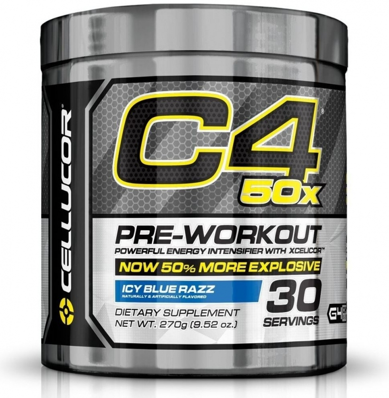 Cellucor C4 50x Pre-Workout 405g