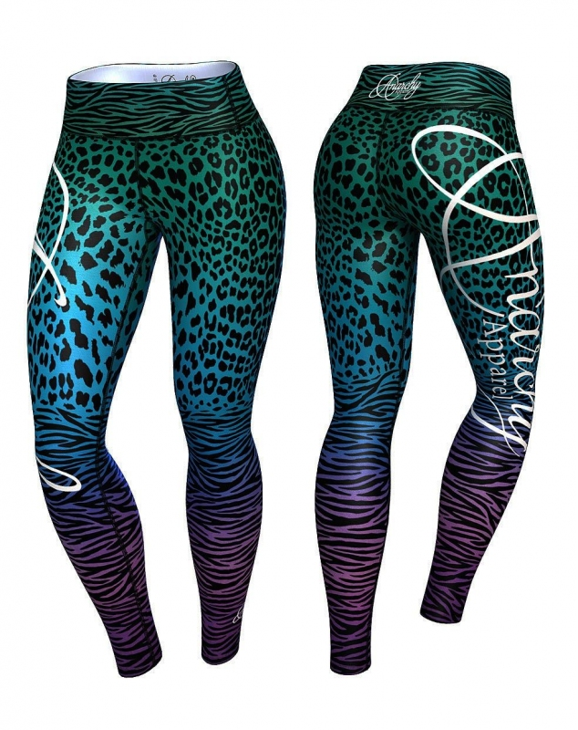 Anarchy Apparel Jaguar Leggings