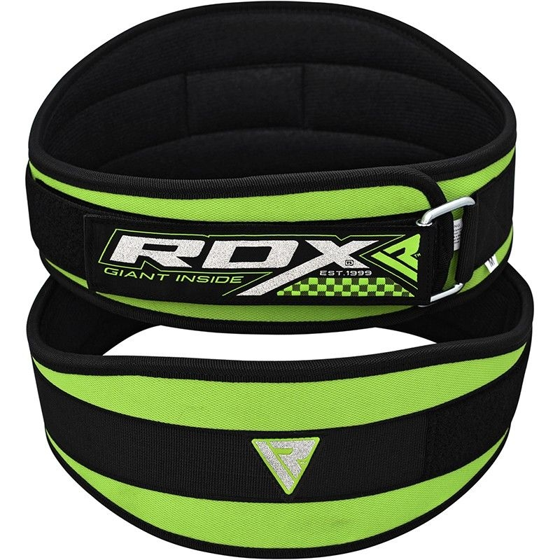 RDX Gym Weight Lifting Neoprene Belt