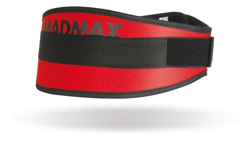 MadMax Fitness öv Simply the Best - Piros