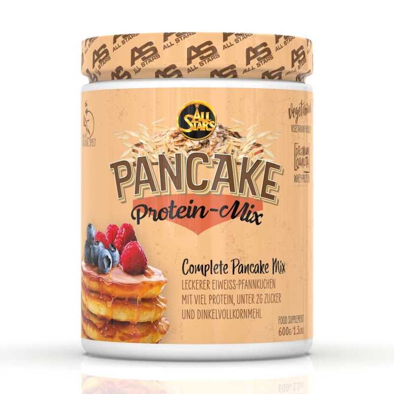ALL STARS Pancake Protein-Mix 600g