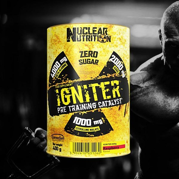 Nuclear Nutrition Nuclear Igniter 400g