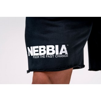 Nebbia rövidnadrág 179 - Fekete