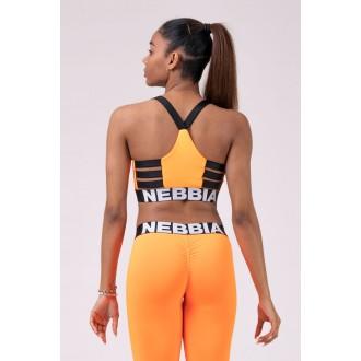 Nebbia sport mini top 515 - neon narancssárga