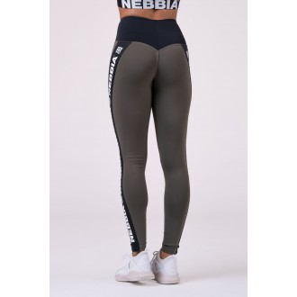 Nebbia Leggings Power Your Hero 531 - Safari