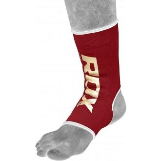 RDX Anklet Elasztikus boka bandázs - Piros