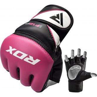 RDX F12 MMA Női Kesztyű - Rózsaszín