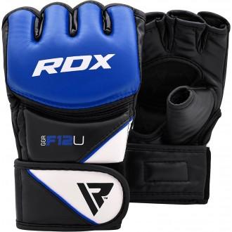 RDX F12 MMA Kesztyű - Kék
