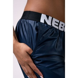 NEBBIA nadrág Sport Drop Crotch 529 - Kék