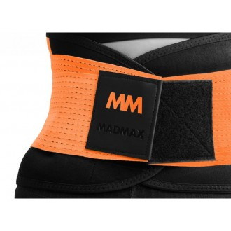 MadMax öv Slimming and support belt - Narancssárga