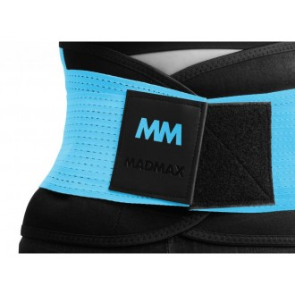 MadMax öv Slimming and support belt - Türkiz